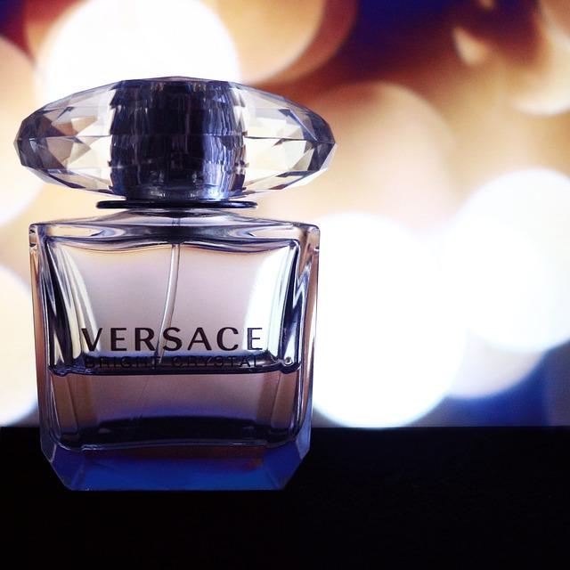 Oryginalne perfumy damskie Versace